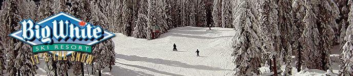 Big White Ski Resort Mountain Trails